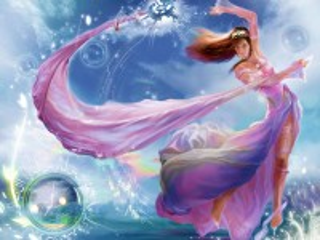 Собирать пазл Магия воды онлайн