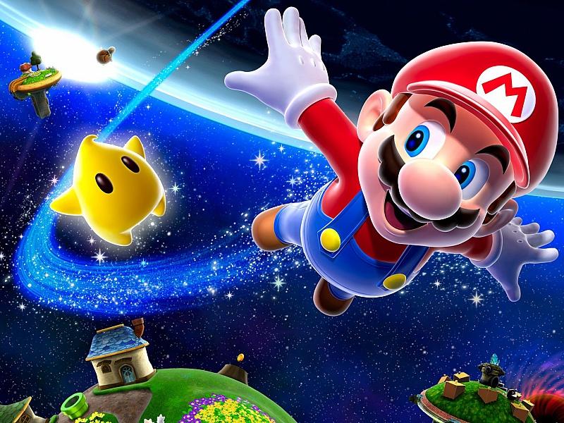 Пазл Собирать пазлы онлайн - Марио