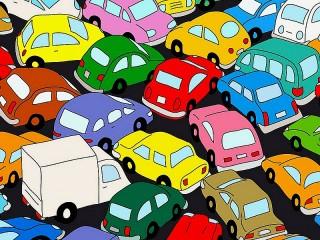 Собирать пазл Машинки онлайн