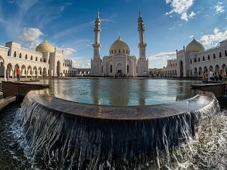 Собирать пазл Мечеть в Российской Федерации онлайн