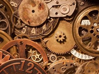 Собирать пазл Механизм онлайн