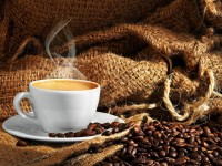 Собирать пазл Мешок с кофе онлайн