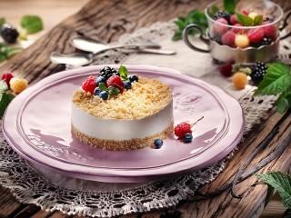 Собирать пазл Мини-тортик онлайн