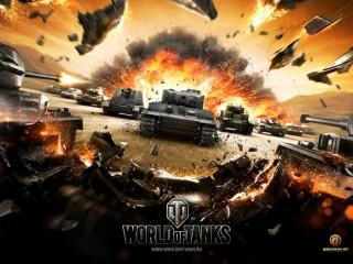 Собирать пазл Мир танков онлайн