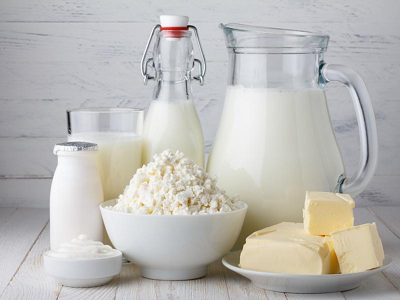 Пазл Собирать пазлы онлайн - Молочный натюрморт