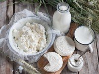 Собирать пазл Молоко и творог онлайн