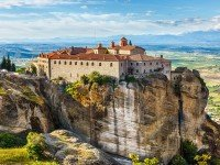 Собирать пазл Монастырь Святого Стефана онлайн