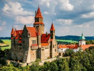 Собирать пазл Моравский замок онлайн