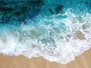 Собирать пазл Морской прибой онлайн
