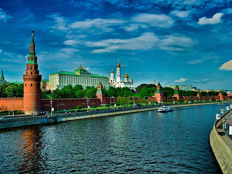 Пазл Собирать пазлы онлайн - Москва
