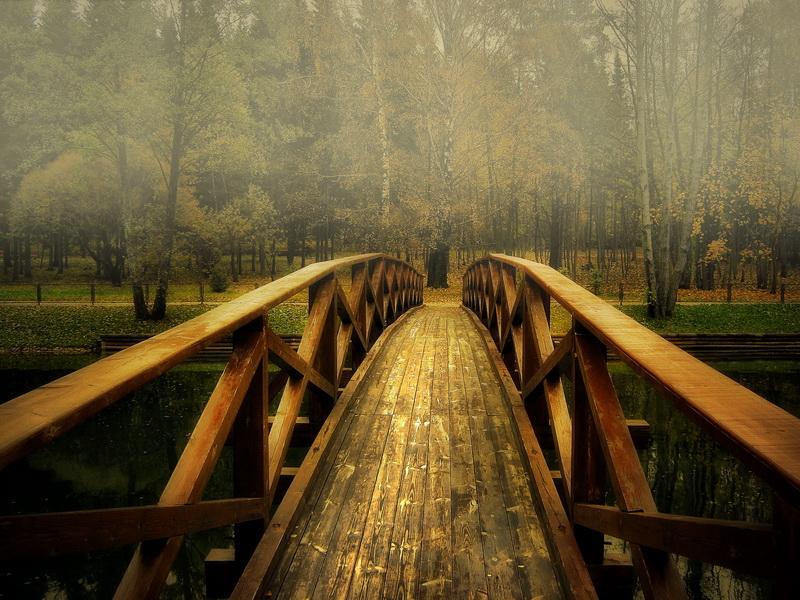 Пазл Собирать пазлы онлайн - Мост в будущее