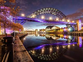 Собирать пазл Мост в Сиднее онлайн