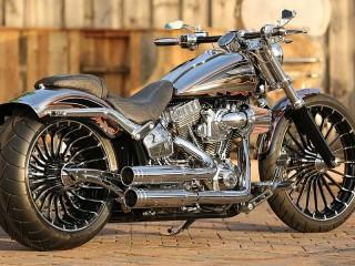 Собирать пазл Мотоцикл онлайн