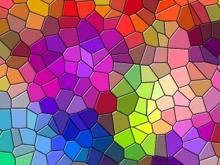 Собирать пазл Мозаичный витраж онлайн