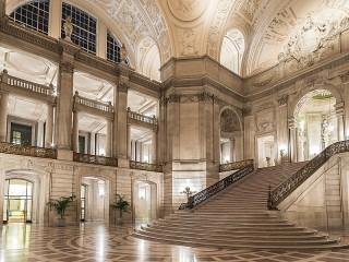 Собирать пазл Мраморный холл онлайн