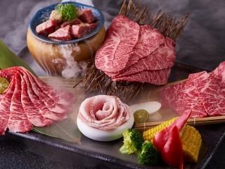 Собирать пазл Мраморное мясо онлайн