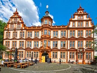 Собирать пазл Музей Гутенберга онлайн