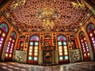 Собирать пазл Музей в Тегеране онлайн