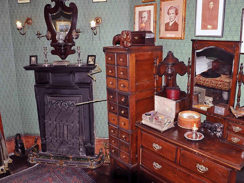 Пазл Собирать пазлы онлайн - Музей Шерлока Холмса