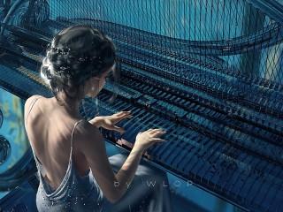 Собирать пазл Музыка онлайн