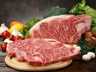 Собирать пазл Мясо онлайн
