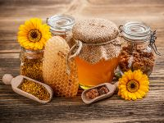 Собирать пазл Мёд онлайн