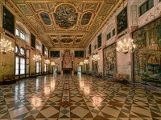 Собирать пазл Мюнхенская резиденция онлайн