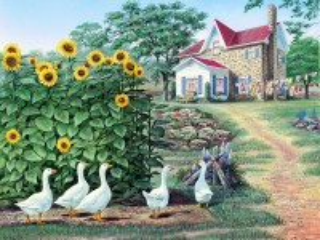 Собирать пазл На ферме онлайн