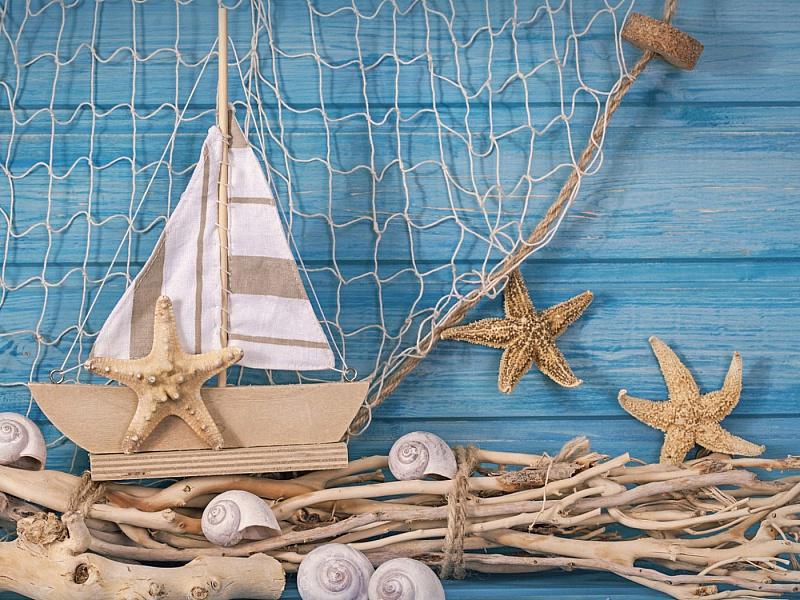 Пазл Собирать пазлы онлайн - На память о море
