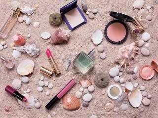 Собирать пазл На песке онлайн