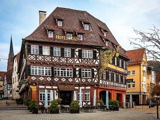 Собирать пазл Нагольд Германия онлайн