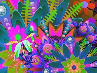 Собирать пазл Найдите бабочку онлайн