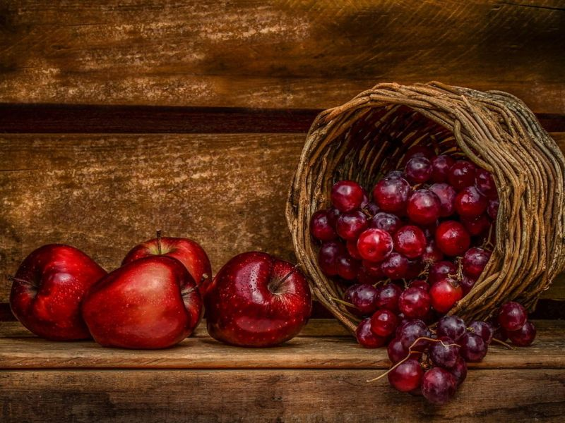Пазл Собирать пазлы онлайн - Наливные яблочки