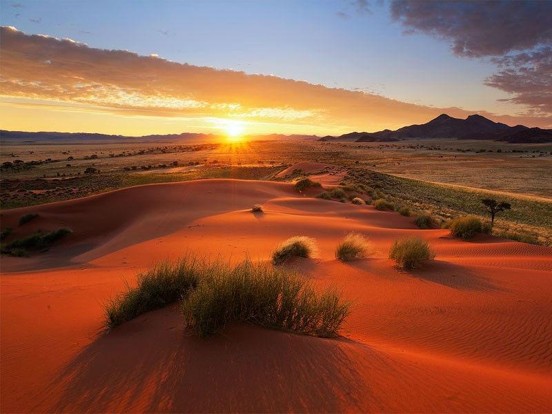 Пазл Собирать пазлы онлайн - Намибия
