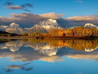 Собирать пазл Национальный парк онлайн
