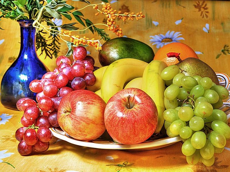 картинки фрукты натюрморт пойму