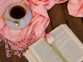 Собирать пазл Натюрморт с книгой онлайн