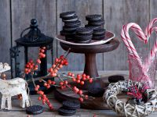 Собирать пазл Натюрморт с печеньем онлайн