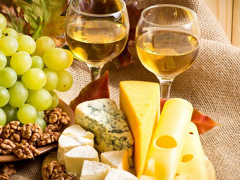 Пазл Собирать пазлы онлайн - Натюрморт с вином
