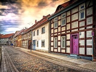 Собирать пазл Науэн Германия онлайн