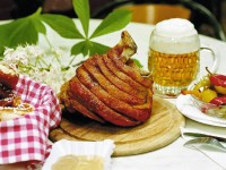 Собирать пазл Немецкая кухня онлайн