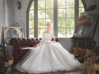 Собирать пазл Невеста онлайн