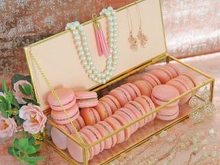 Собирать пазл Нежный десерт онлайн
