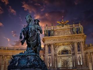Собирать пазл Новый дворец онлайн