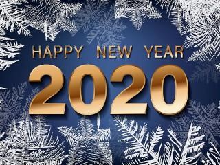 Собирать пазл Новый год 2020 онлайн