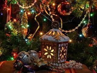 Собирать пазл Новый Год онлайн