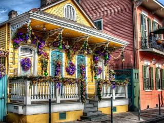 Собирать пазл Новый Орлеан онлайн