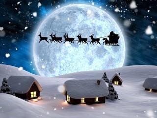 Собирать пазл Новогоднее чудо онлайн