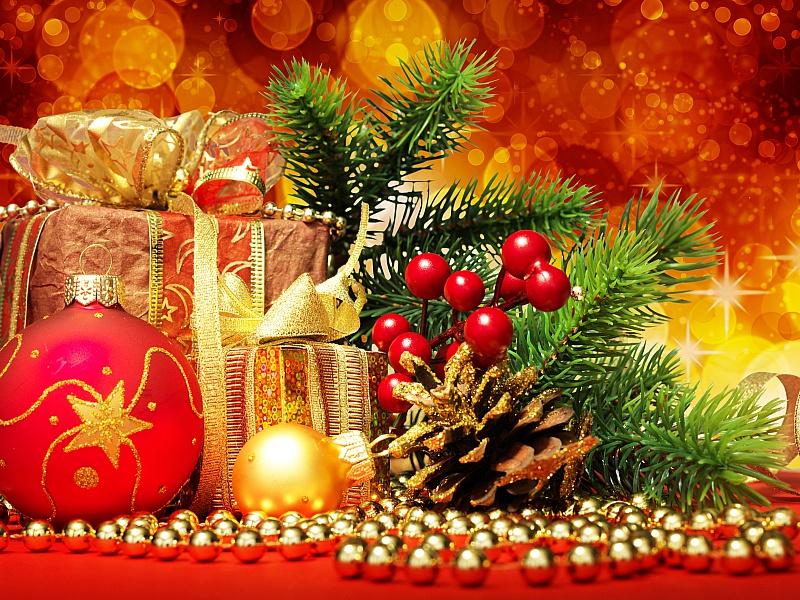 Пазл Собирать пазлы онлайн - Новогоднее настроение