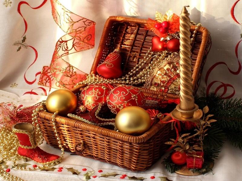 Пазл Собирать пазлы онлайн - Новогодний подарок